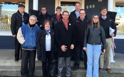 Le Bloc Québécois entreprend des actions terrain dans la circonscription