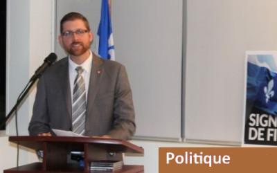 Entrevue avec Xavier Barsalou-Duval, le nouveau député de la circonscription