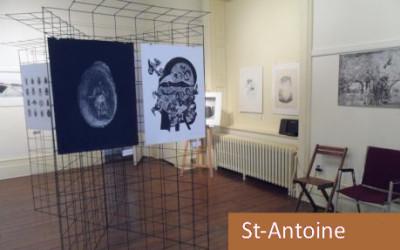 50 artistes / 50 estampes et plus… Dans les traces de Dumouchel