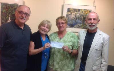 Une subvention accordée par la Fondation communautaire de Saint-Antoine-sur-Richelieu