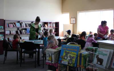 Bibliothèques de la région: plein d'activités pour les jeunes