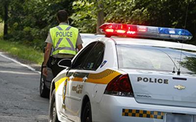 Sûreté du Québec: arrestations en matière de stupéfiants en Montérégie et en Estrie