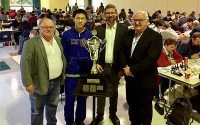 La 9e édition du Championnat ouvert d'échecs de Varennes est couronnée de succès