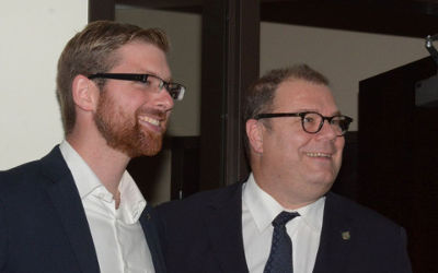 Soirée coquetel du Bloc Québécois de Pierre-Boucher-Les Patriotes-Verchères: une autre soirée réussie !