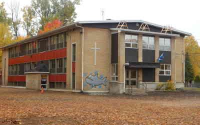 École Saint-Roch: un contrat octroyé pour l'agrandissement et la construction d'un gymnase double