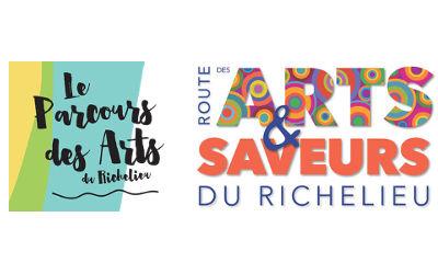 Le Parcours des Arts se joint à la Route des Arts et Saveurs du Richelieu