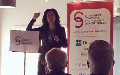 Programme Exportation: Québec appuie l'entreprise Les Aciers Régifab dans sa démarche de croissance à l'international