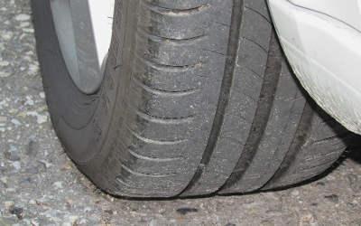 Vague de vols de pneus: l'hiver revient, les voleurs de pneus en font tout autant