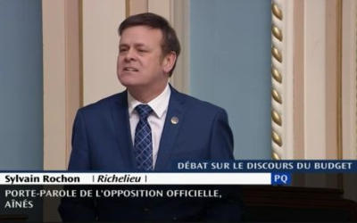 Protection d'Anticosti: le gouvernement doit mettre fin à l'incertitude