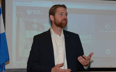 Loi sur Investissement Canada: « Le gouvernement Trudeau laisse le Québec en proie aux plus offrants » -Xavier Barsalou-Duval