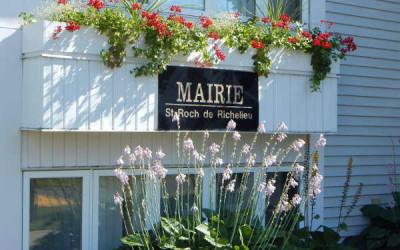 Saint-Roch-de-Richelieu: rapport du maire 2016