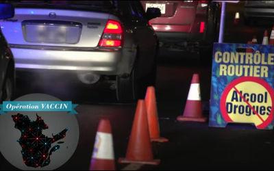 Sécurité routière: bilan de l'opération nationale concerté VACCIN