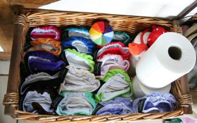MRC Marguerite D'Youville: 6 ans déjà pour le programme de subvention à l'achat de couches lavables