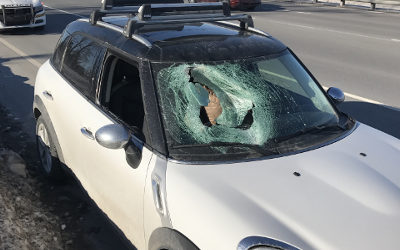 Déneigement des voitures: la Sûreté du Québec appelle à la vigilance