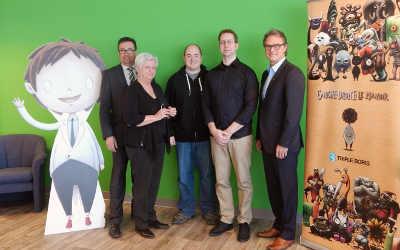 La MRC de Marguerite-D'Youville soutient l'industrie du jeu vidéo