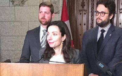 « Le Québec doit avoir les moyens de lutter lui-même contre l'évasion fiscale »- Xavier Barsalou-Duval