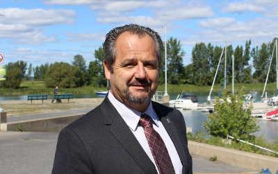 Calixa-Lavallée: Daniel Plouffe sollicite un deuxième mandat à la mairie