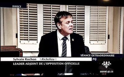 Route industrielle à Saint-Joseph-de-Sorel: Sylvain Rochon en appelle à un projet conciliant sécurité des citoyens et développement économique