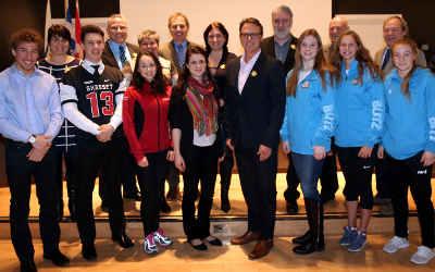Varennes: jeunes Varennois encouragés par le conseil