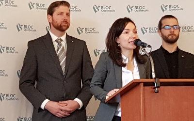 L'industrie laitière québécoise: le Bloc Québécois prend les devants !