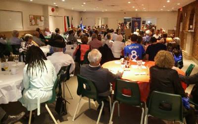 Le Bloc Québécois de Pierre-Boucher—Les Patriotes—Verchères fait salle comble encore une fois pour son souper spaghetti !