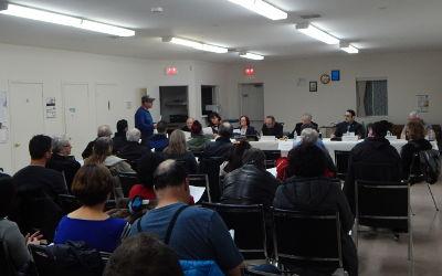 Usine de substrat pour la culture de champignons: des citoyens pressent le conseil municipal de Saint-Roch