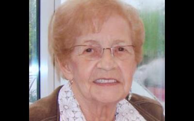Contrecoeur: un dernier hommage à Mme Anne-Marie Hébert Langevin