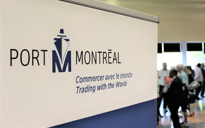Port de Montréal à Contrecoeur: une aide financière fédérale pour l'évaluation environnementale