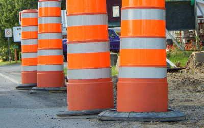 Du lundi 19 au vendredi 23 février: fermeture partielle de la route 229 (boulevard Lionel-Boulet), à Varennes