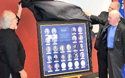 225e anniversaire des institutions parlementaires québécoises: une mosaïque pour Verchères