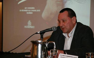 Élections municipales à Verchères: le conseiller sortant, M. Gilles Lamoureux, sollicite un second mandat dans le district 4