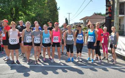 Le 11 août à Contrecœur: Grande finale cycliste Challenge SS Lacasse et Mémorial Evelyne-Cardin