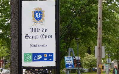 La Ville de Saint-Ours appuie financièrement la Municipalité du Canton de Ristigouche Partie-Sud-Est