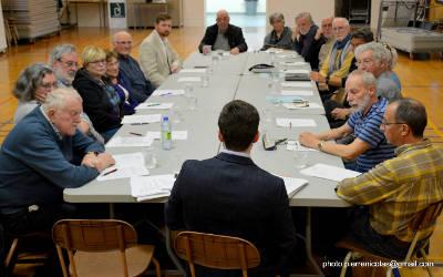 Le député Xavier Barsalou-Duval soutient le Comité des riverains du Richelieu: parrainage d'une pétition concernant la régulation de la navigation sur le Richelieu