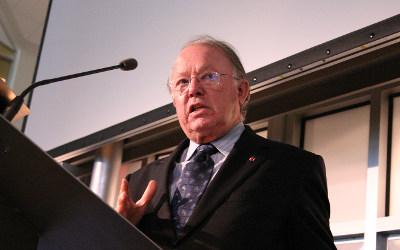 Bernard Landry, premier ministre de 2001 à 2003, se confie