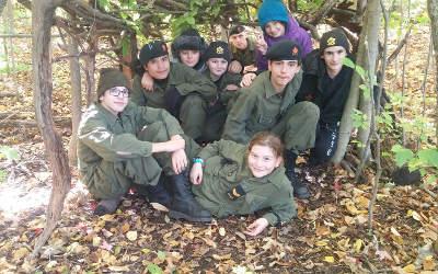 Jeunes de 12 à 18 ans: le Corps de Cadets de l'Armée 750 l'Escaut de Boucherville vous invite !