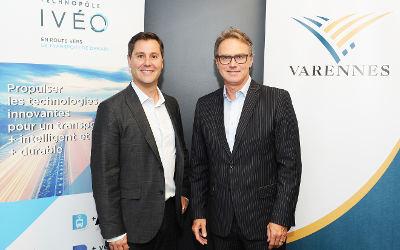 Le Technopôle accélère le développement du transport intelligent de la Ville de Varennes