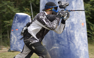 Club Optimiste de St-Roch-de-Richelieu: activité PAINTBALL!