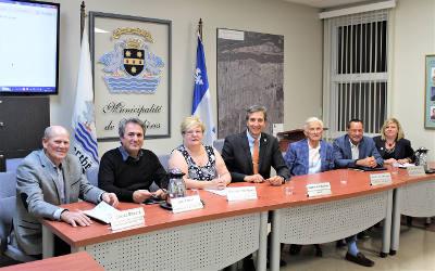 Élections municipales 2017: l'ensemble du conseil municipal de Verchères se représente