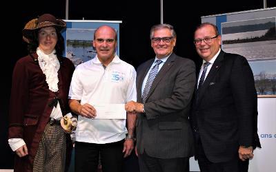 La Caisse Desjardins de Contrecoeur-Verchères devient partenaire Platine des Fêtes du 350e anniversaire de la Ville de Contrecoeur