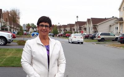 Mairie de Contrecoeur: la qualité de vie des citoyens, une priorité pour Joëlle Bissonnette