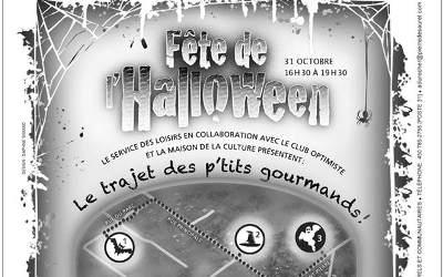 Halloween à Saint-Roch: retour du Trajet des p'tits gourmands !