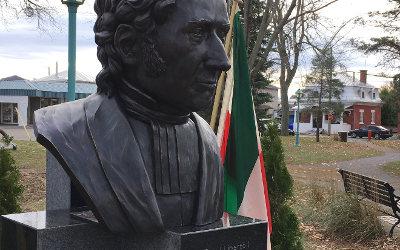 Demande au Secrétariat de la Commission des lieux et monuments historiques: « Ludger Duvernay doit être hissé au rang de personne historique nationale »