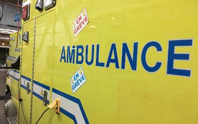 Faute d'ambulance disponible: un homme meurt à Contrecoeur
