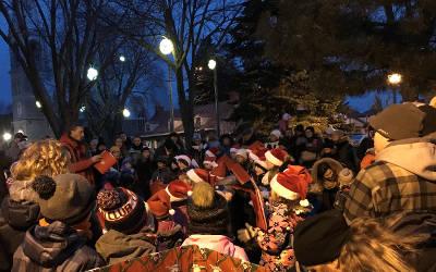 Verchères: ce dimanche 2 décembre, c'est la traditionnelle Illumination du parc Jean-Marie-Moreau