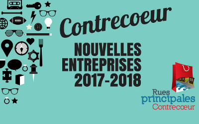 Rues principales Contrecoeur: plusieurs nouvelles entreprises !