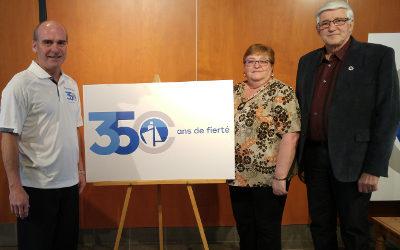 Une contribution du 350e anniversaire de Contrecœur pour la FADOQ Contrecoeur