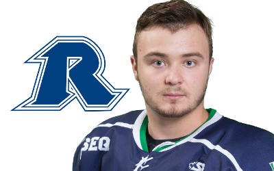 Le joueur du mois Desjardins: « C'est sa passion pour le hockey qui le conduira au Cégep de Sorel-Tracy! »