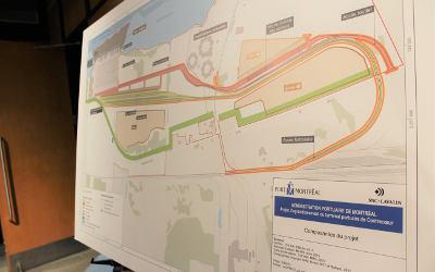 Agrandissement du terminal de Contrecœur du port de Montréal: «Un projet structurant garant de milliers d'emplois» -Stéphane Bergeron