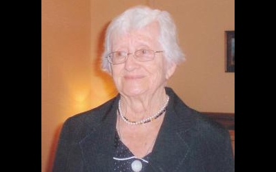 Verchères: un dernier hommage à Mme Yvonne Jacques Gaudette